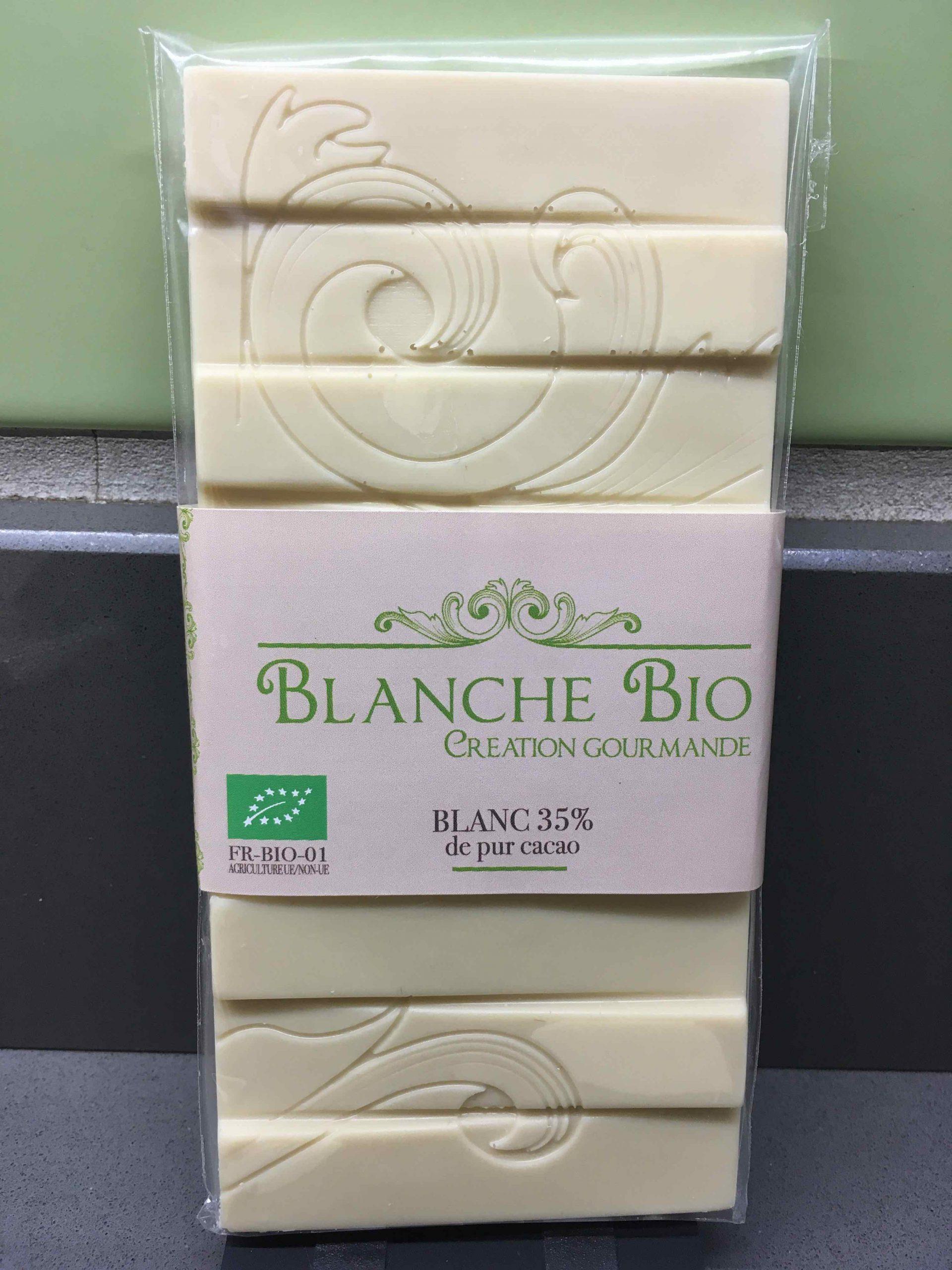 Tab Bio Blanche