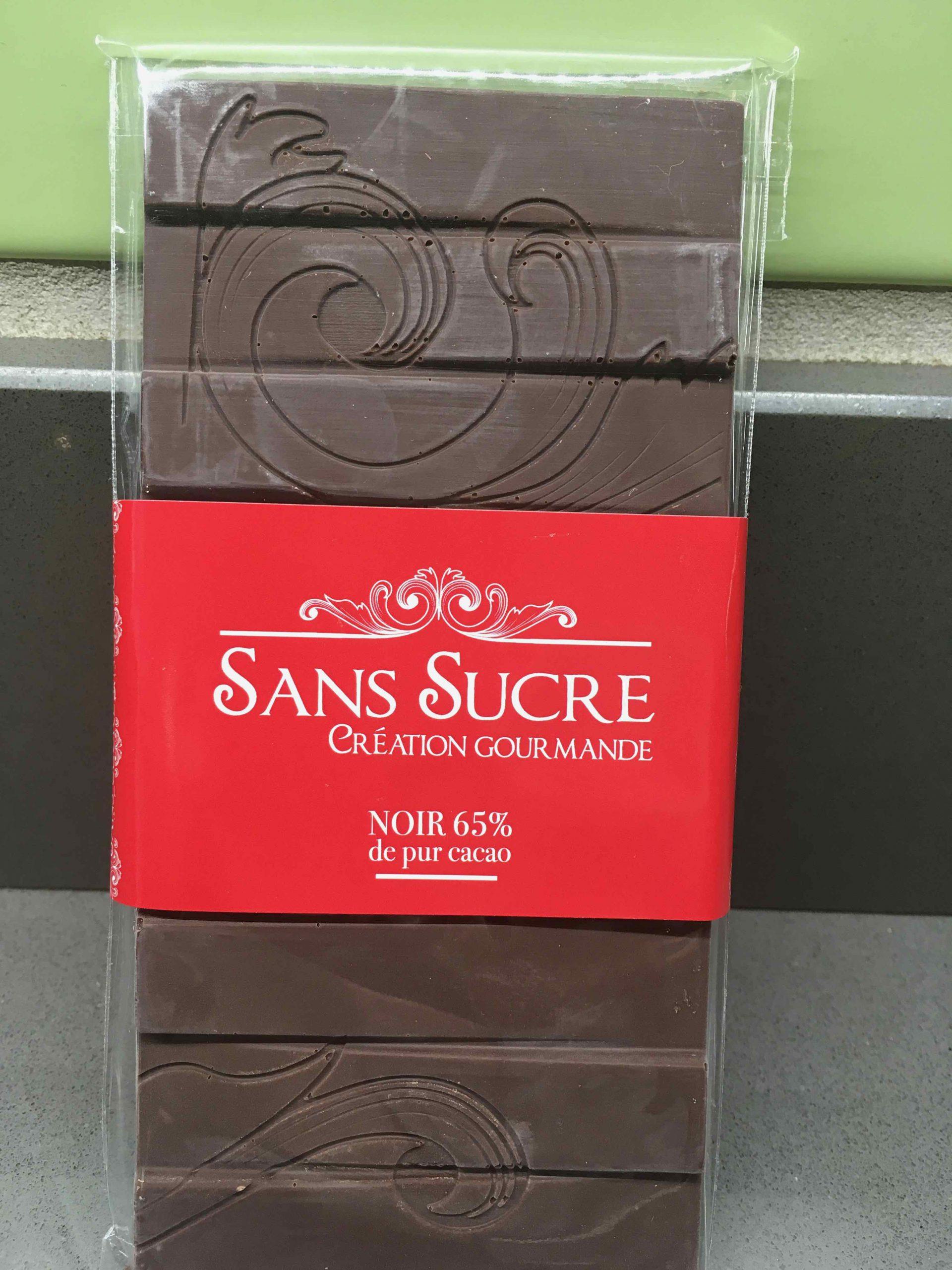 Tab Sans Sucre Noir