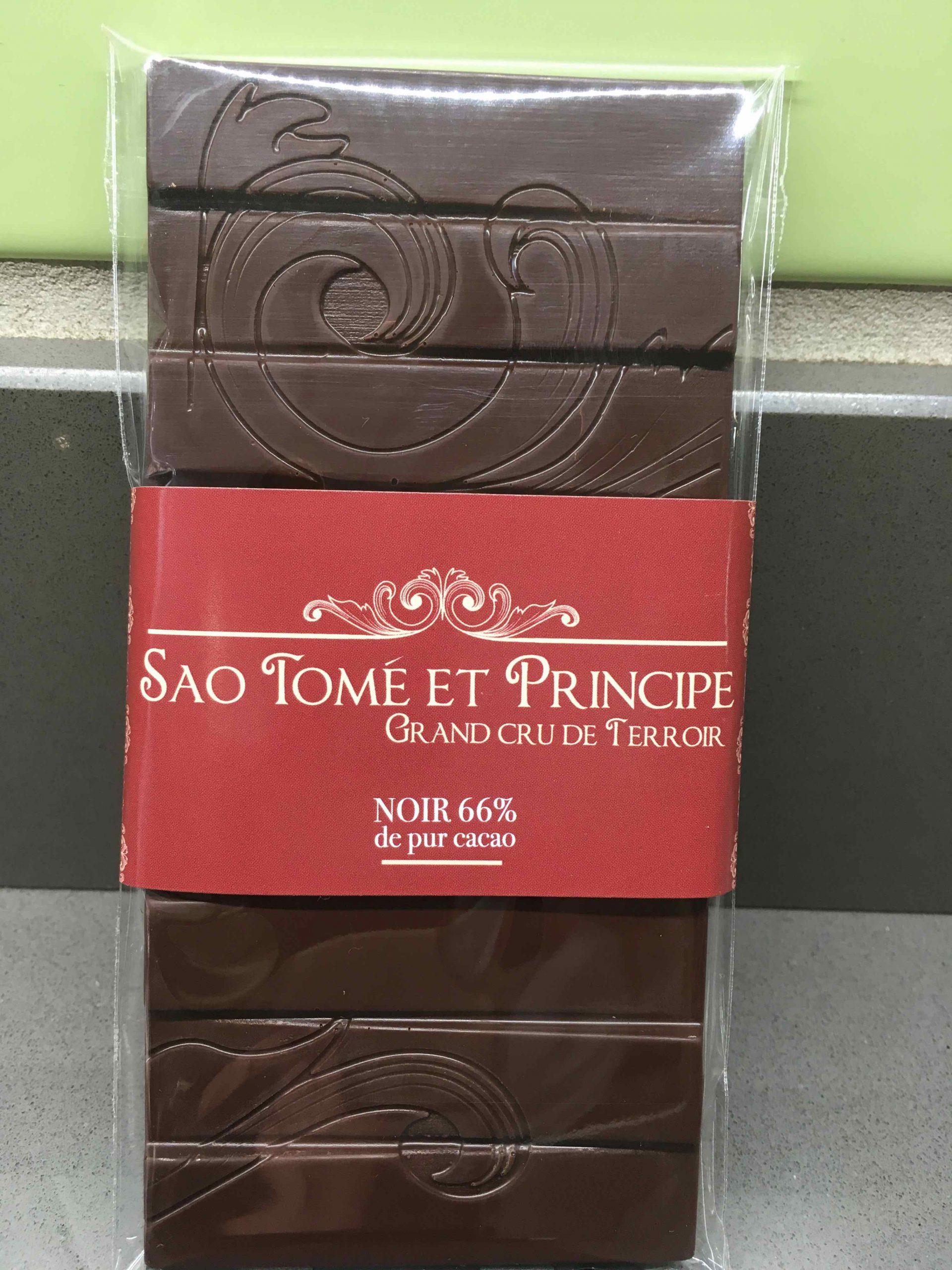 Tab Sao Tomé