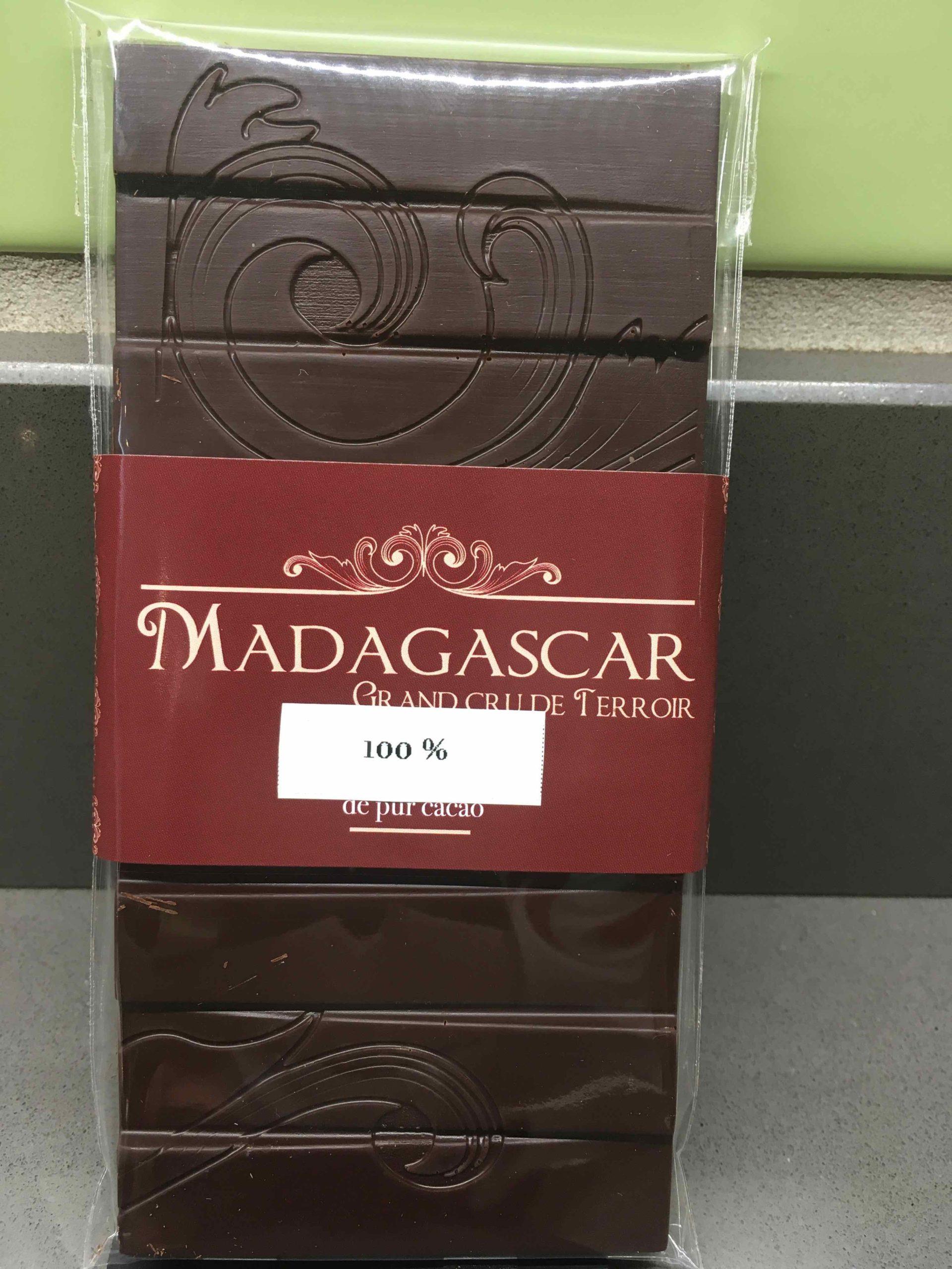Tab 100 % Madagascar